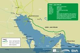 Iran to open oil export terminal beyond Strait of Hormuz next week