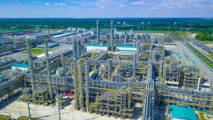 Sibur's ZapSibneftekhim upgrading unit at Tobolsk petrochemical complex