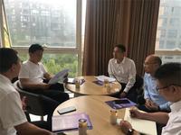 展会资讯 | 温州国际泵阀展组委会专程拜访中国通用机械工业协会