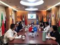 深化合作 | 温州国际泵阀展组委会走访驻华使节商务联盟(ECCAC)